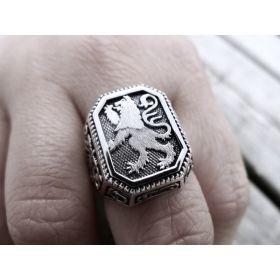 Irish Heraldic Ring